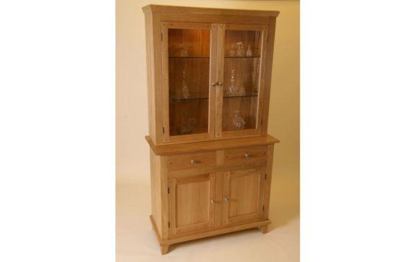Andrena Canterbury 3'6 Display Cabinet
