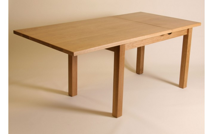 Andrena Canterbury Dining Table in warm oak