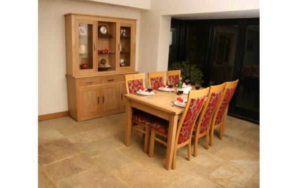 Andrena Elements Oak Dining Table