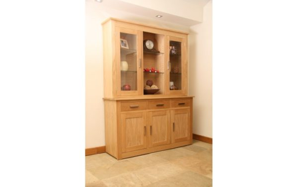 Andrena Elements Oak Display