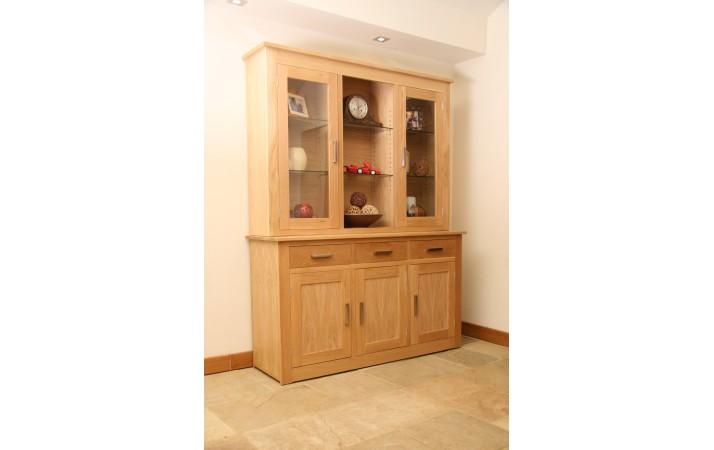 Andrena Elements Oak Display