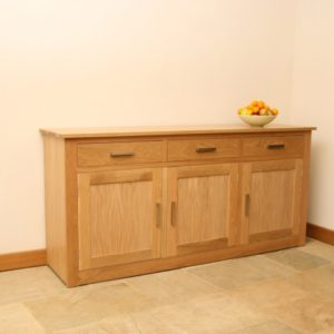 Andrena Elements Oak Sideboard