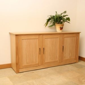 Andrena Elements Oak Sideboard 6