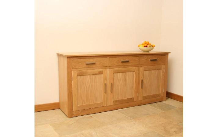 Andrena Elements Oak Sideboard