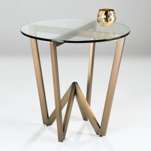 Angle Side Table