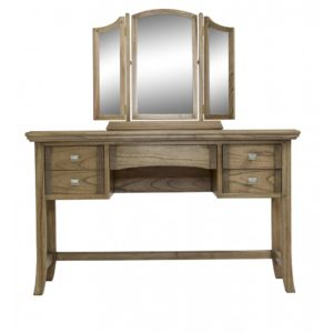 Haven Dressing Table and Mirror