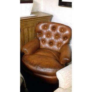Hide Chair