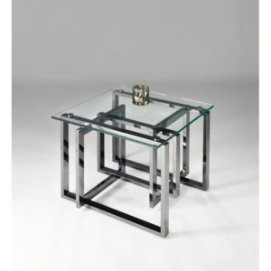 Mondrian Lamp Table