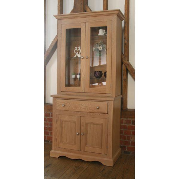 Pelham 3' Display Cabinet