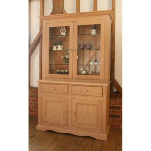 Pelham 4' Display Cabinet