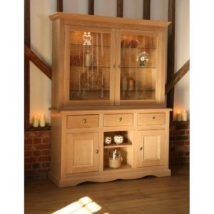 Pelham 5' Display Cabinet