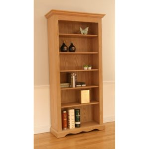 Pelham Wide Open Bookcase