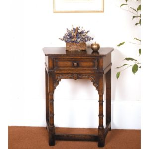 Titchmarsh & Goodwin Canted Hall Table