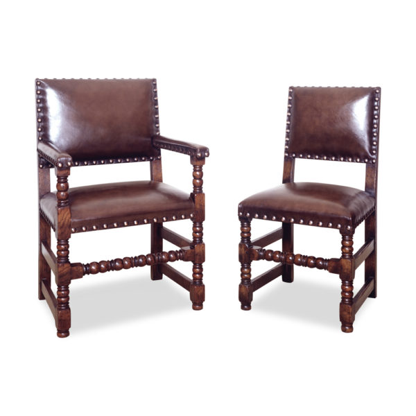 Titchmarsh & Goodwin Cromwell Elbow Chair