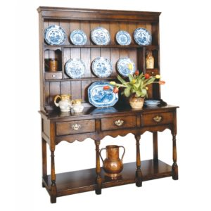 Titchmarsh & Goodwin Dresser and Rack