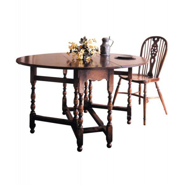 Titchmarsh & Goodwin Gateleg Dining Table