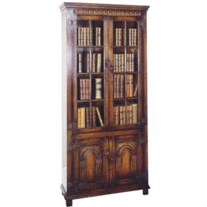 Titchmarsh & Goodwin Glazed Bookcase