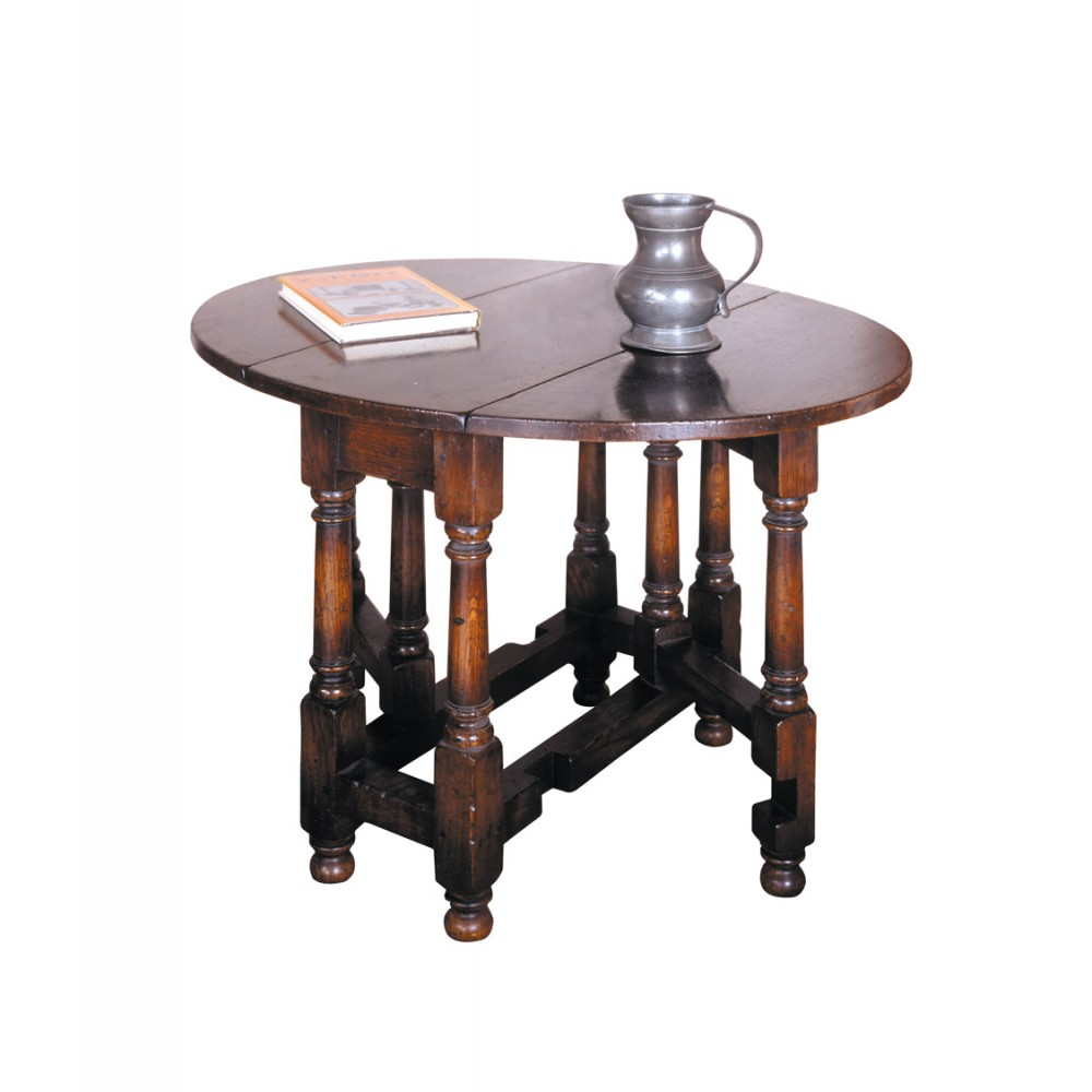 Titchmarsh & Goodwin Miniature Gateleg Table