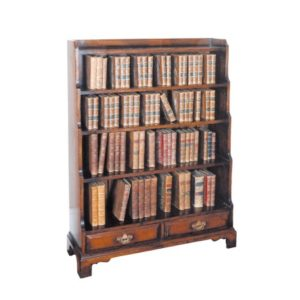 Titchmarsh & Goodwin Waterfall Bookcase
