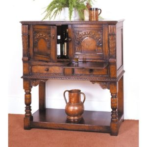 Titchmarsh & Goodwin Wine Cabinet