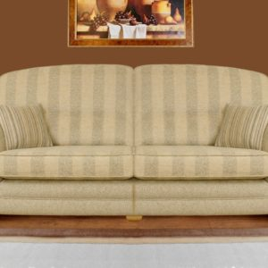 Wentworth Sofa stripe