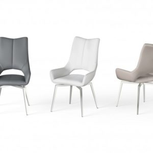 Spinello Chair Grey