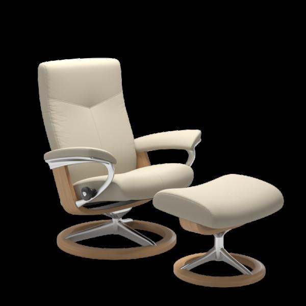 Dover Signature chair in cream