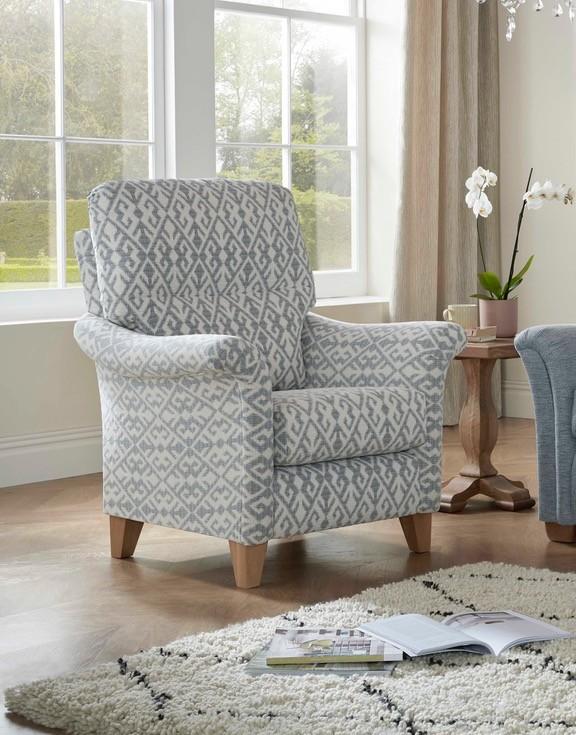 Buckingham Accent Chair