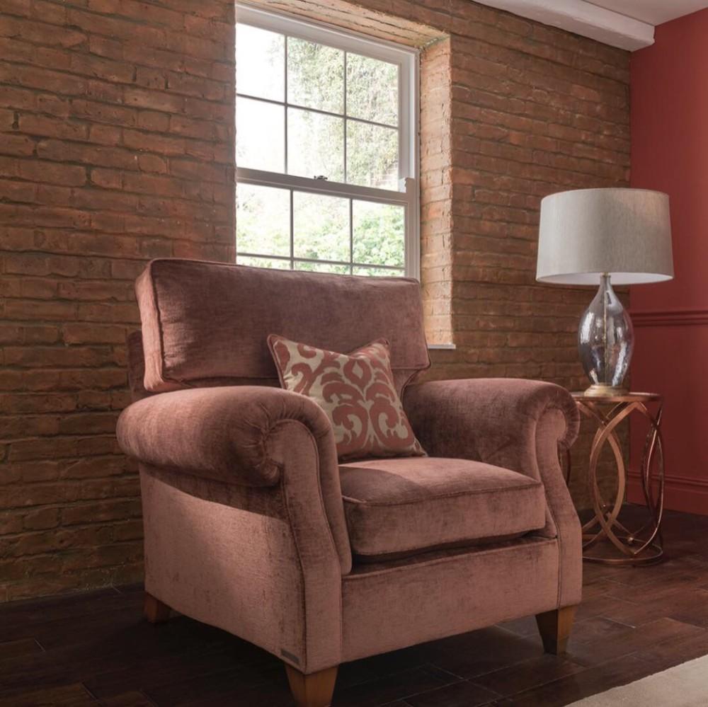 Duresta Beresford armchair