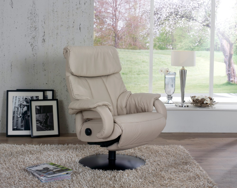 Himolla Tobi Swivel Recliner