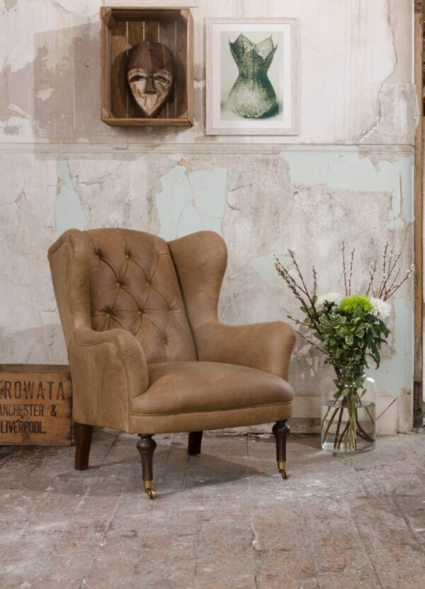 Ellington Chair Hide