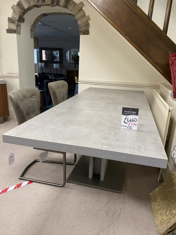 Extended Table