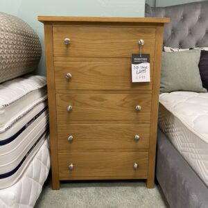 5 door chest of drawers